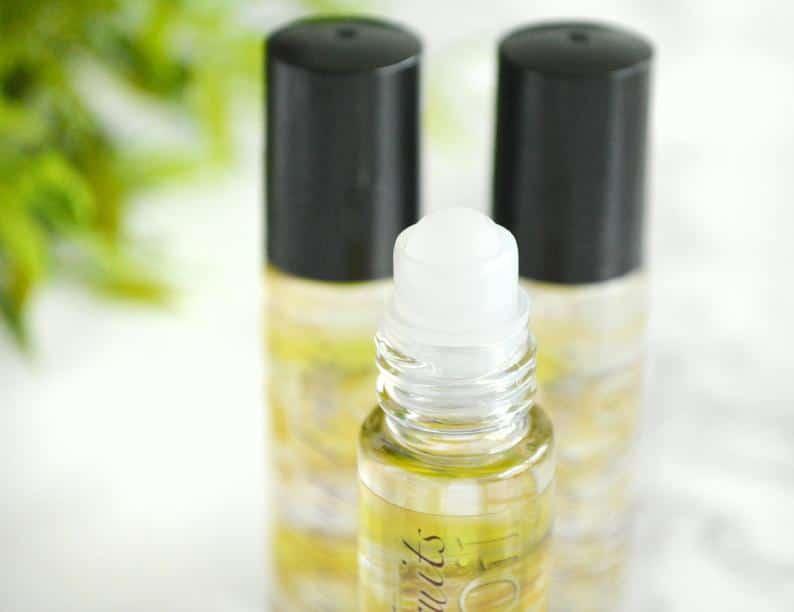 Parfyme, glitrende pære Tailored Soap