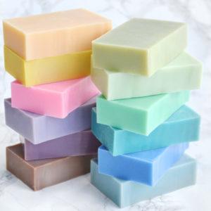 Hverdagslukus-såper fra Tailored Soap