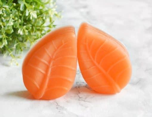 Oransje Rent vann såpe fra Tailored Soap