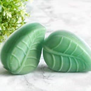 Grønn Rent vann såpe fra Tailored Soap